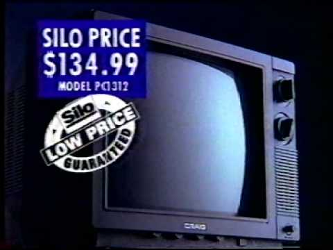 "Silo (at Marshall Field's) - ""Low Prices Guaranteed"" (Commercial - 1993)"