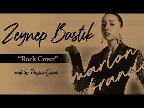 "Marlon Brando • Zeynep Bastık ""Rock Cover"" midi & karaoke by Poyraz ÇINAR"