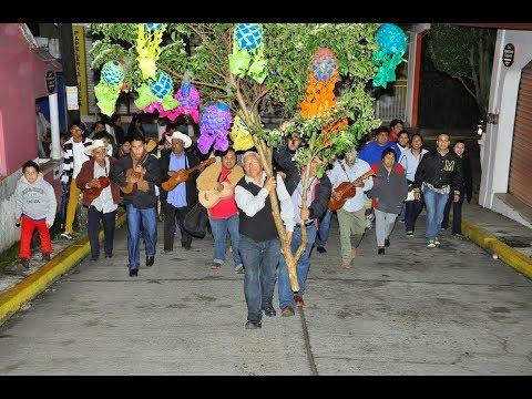 Así se celebra la navidad en santiago Tuxtla - Sur de Veracruz una tradición única