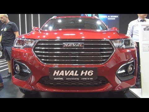 Great Wall Haval H6 2.0 GDIT Supreme (2020) Exterior And Interior