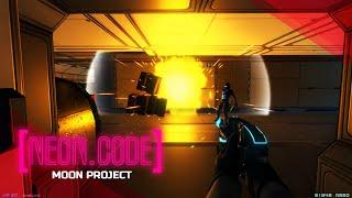 NeonCode Lune de Projet - échanges de coups de feu et de l'IA