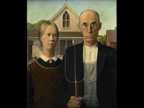Keeping the Faith: Wood's American Gothic
