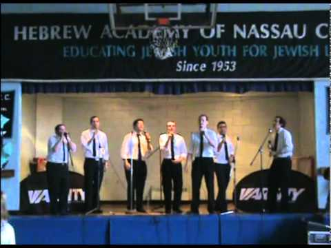 Maccabeats at Hebrew Academy of Nassau County One Day