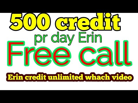 #free call 500 mint watch video Erin fre call and text free calling app free calling app for android