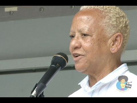 Nikki Giovanni - 2010 Celebration of Black Writing (Live In Philly)