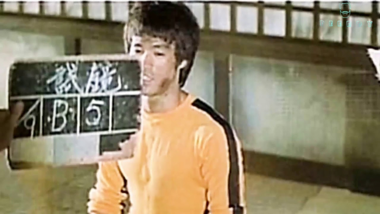 Behind The Scenes With Bruce Lee   Game Of Death 1978 RARE Restored Footage 4K Full HD