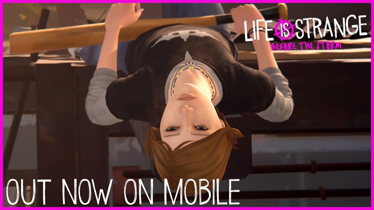 Посмотрите релизный трейлер Life is Strange: Before the Storm, которая вышла на Android и iOS