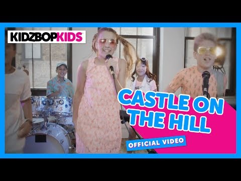 KIDZ BOP Kids – Castle On The Hill (Official Music Video) [KIDZ BOP 35]