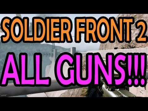 Hacks for soldier front 2 [aimbot + wallhack] free download.