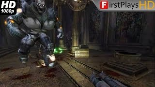 Painkiller Black Edition (2004) - PC Gameplay Windows 7 / Win 7 HD 1080p 60fps