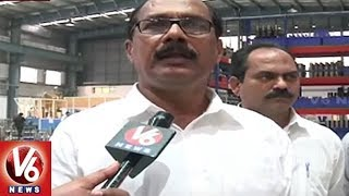 Ground Report On industrial Policy In Telangana State. V6 IOS App ▻...