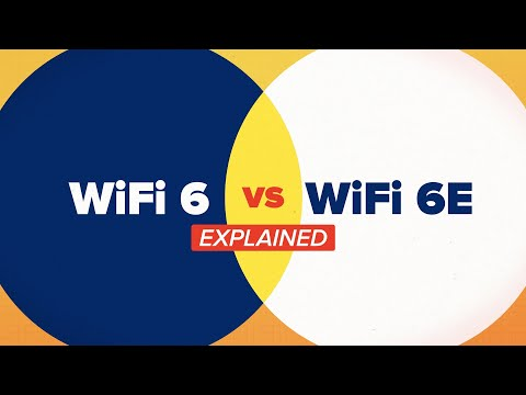 Wi-Fi 6 vs Wi-Fi 6E: Here's the difference