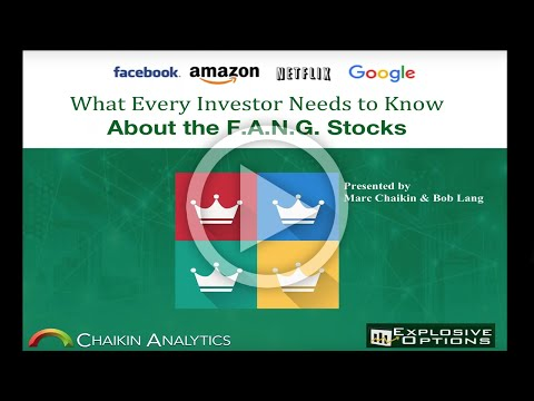 What Every Investor Needs to Know About the FANG Stocks