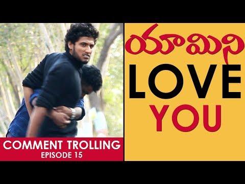 Comment Trolling Prank #15 in Telugu  | Pranks in Hyderabad 2020 | Latest Telugu Pranks | FunPataka