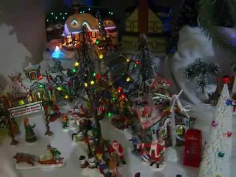 Lemax Christmas Tree Display #3: