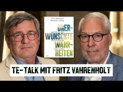 TE-Talk Fritz Vahrenholt - Klimawandel: Unerwünschte Wahrheiten zur Wirklichkeit