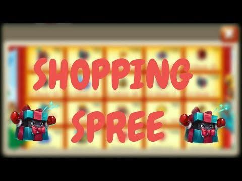 Shopping Spree Getting Rare Rewards & More L Castle Clash
