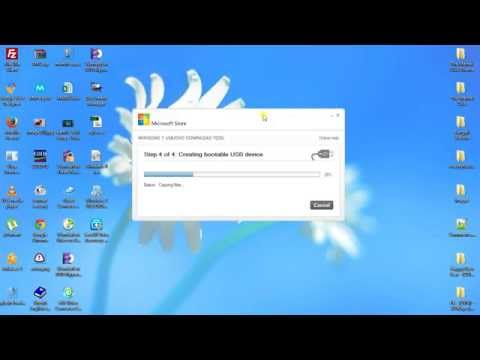 How to boot from pen drive - (Create a bootable USB)
