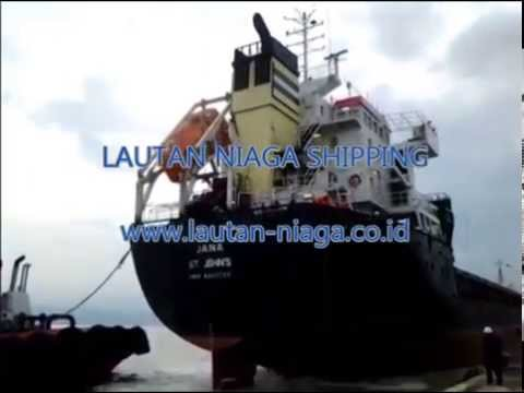 MV JANA CALLING PANJANG PORT INDONESIA
