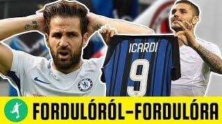 Az Inter legyőzte a Milant! Kikapott a Chelsea!   Tiki-Taka FF