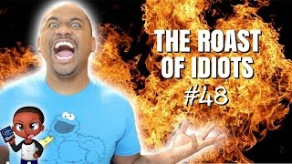 Repeat youtube video Dumbest Fails On The Internet #48 | The ROAST of Idiots
