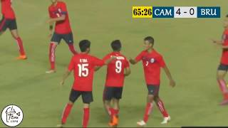 Video CAMBODIA vs BRUNEI 5-0 - ALL GOALS & EXT HIGHLIGHTS 2018 download MP3, 3GP, MP4, WEBM, AVI, FLV Juli 2018