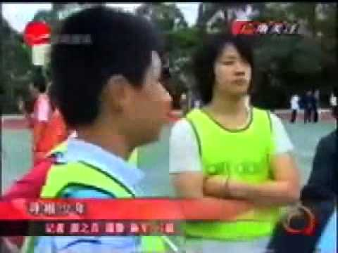 FIS on Shanghai TV News
