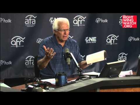 RWW News: Bryan Fischer Claims God Let Sandy Hook Shooting Happen Because Of Legal Abortion
