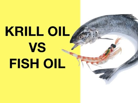Best Krill Oil Brand (Better Than Fish Oil?) - Krill Oil Astaxanthin Benefits