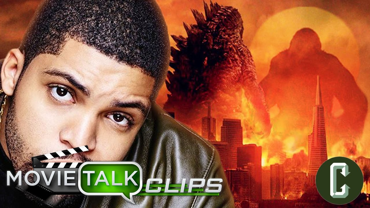 'Godzilla: King of Monsters' Casts 'Straight Outta Compton's' O'Shea Jackson Jr. – Collider Video
