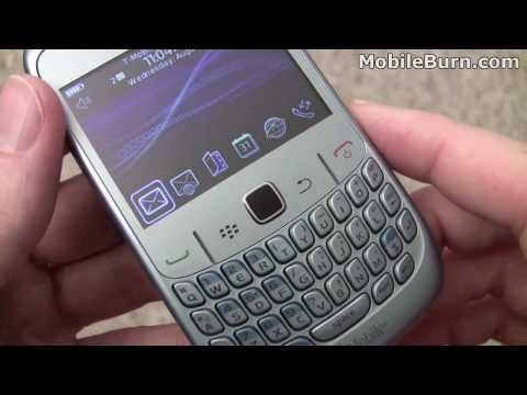 BlackBerry Curve 8520 - part 1 of 2