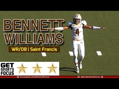 3-Star DB Bennett Williams - Saint Francis Lancers