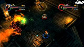 Dungeon Hunter: Alliance - First 10 Minutes