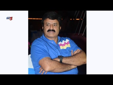 Balakrishna At Breast Cancer Awareness Walk | Basavatarakam Cancer Hospital : TV5 News