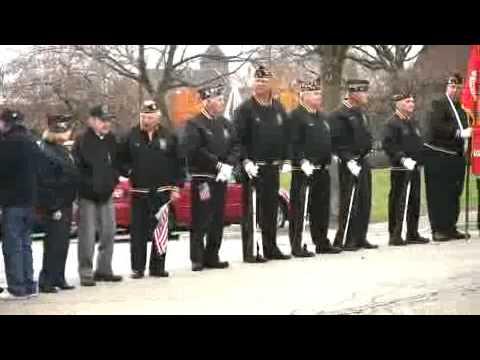 Hundreds pay respect as fallen Arlington Hts. Marine returns home