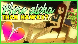 VRCHAT ♡ IS SHE MORE ALPHA THAN HAWXX? ♡ FUNNY MOMENTS & BEST HIGHLIGHTS (Virtual Reality)