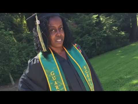 Woman Overcomes Foster Care, Prison, And Alcohol Abuse To Earn Her College Degree