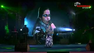 Bone Noy Mone Mor Pakhi Aaj Gaan Gay || বনে নয় মনে মোর || দেবস্মিতা পাহাড়ী | Ashirbad Studio Live