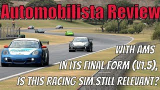 Automobilista (AMS) - A Review for 2018 / Is This Sim Worth Buying