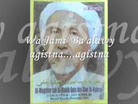 Lirik Thawasul - Majelis Nurul Musthofa