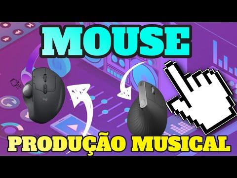 O Melhor Mouse para Produção Musical