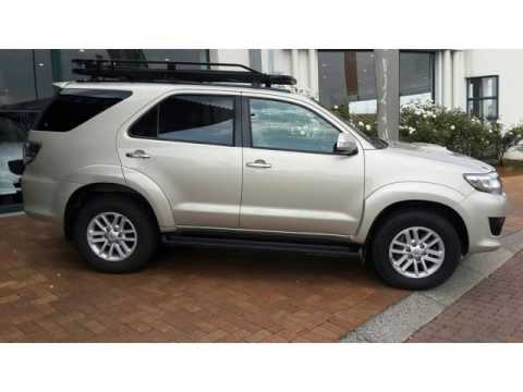 2013 Toyota Fortuner 3 0 D4d 4x4 Automatic Auto For Sale On Auto Trader South Africa Youtube
