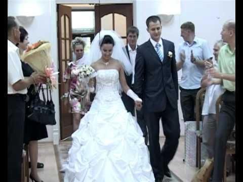 Красивая свадьба хабаровск 2009