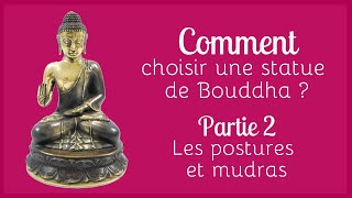 La signification des gestes des mains de Bouddha (Mudras bouddhistes)