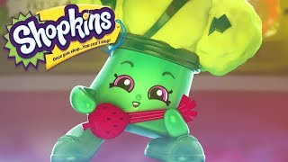 SHOPKINS Mini Packs | Friends Go On and On SONG | Cartoons for Children