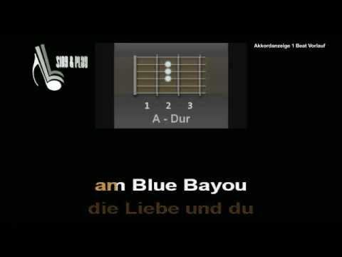 Blue Bayou - Paola
