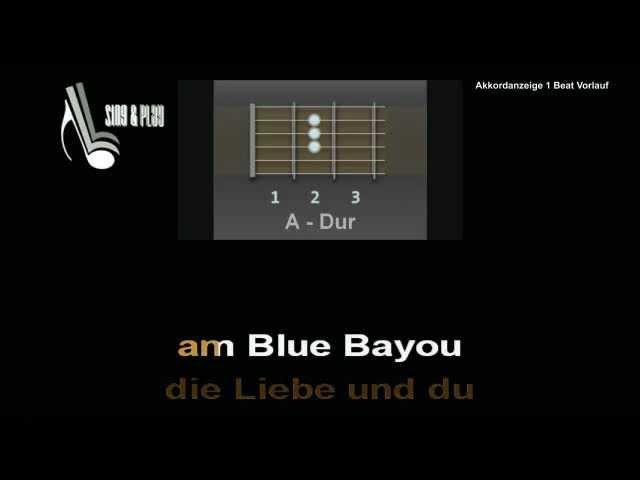 Blue Bayou - Paola Chords - Chordify