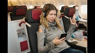 How To Sit In First Class For FREE thumbnail