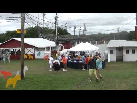 Scandinavian Folk Festival, Jamestown NY, July 2012