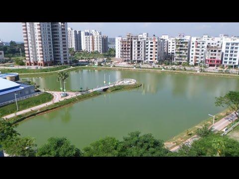 Boikali Lake Park - Mirpur Dohs dhaka bangladesh